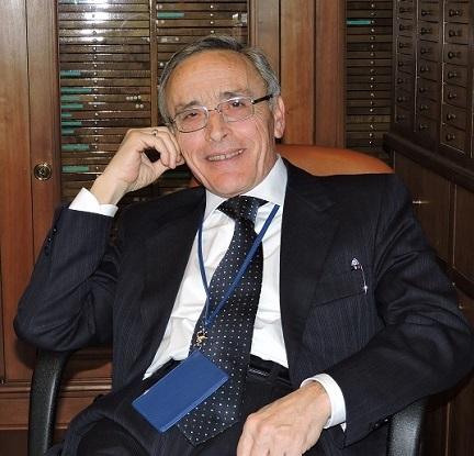 Giancarlo Alteri, conservatore emerito del Medagliere Vaticano e direttore della rivista