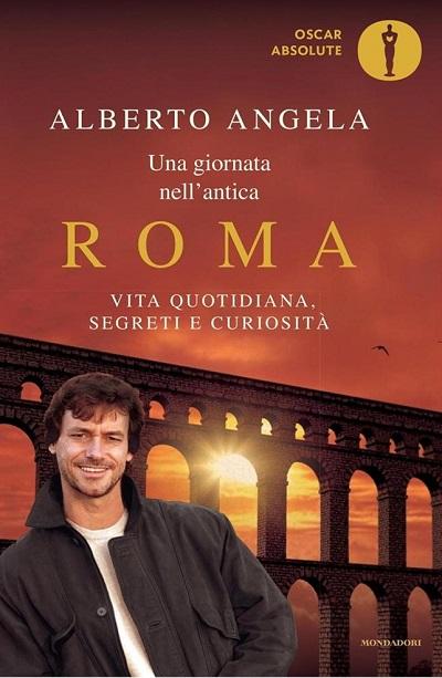 La copertina del libro di Alberto Angela
