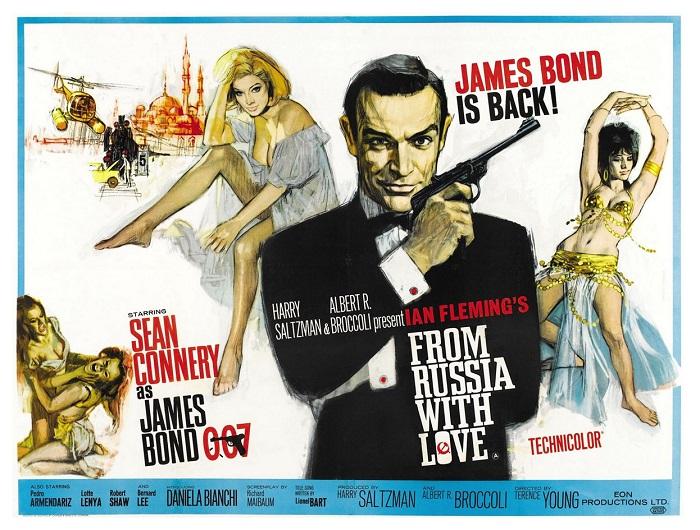Anche 007 conservava nel suo kit di sopravvivenza una scorta di sterline in oro, spendibili all'occorrenza in tutto il mondo