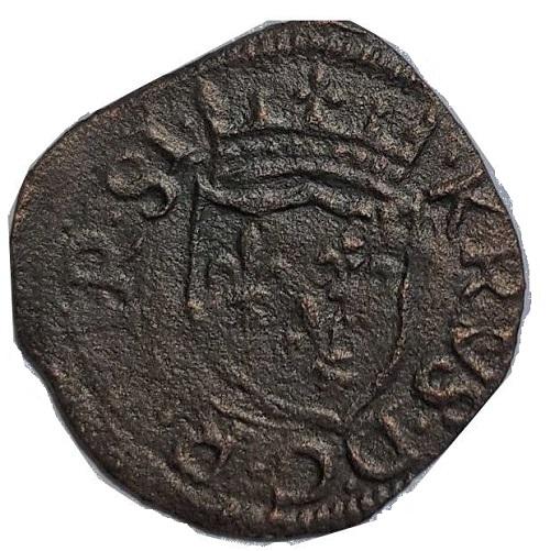 Un cavallo di Chieti insolito per Carlo VIII di Francia: il dritto