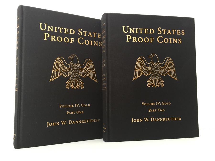Secondo posto all'AINP Book Prize 2019 per due bei volumi sulle monete USA in oro