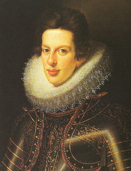 Il granduca di Toscana Cosimo II de' Medici (1590-1621)