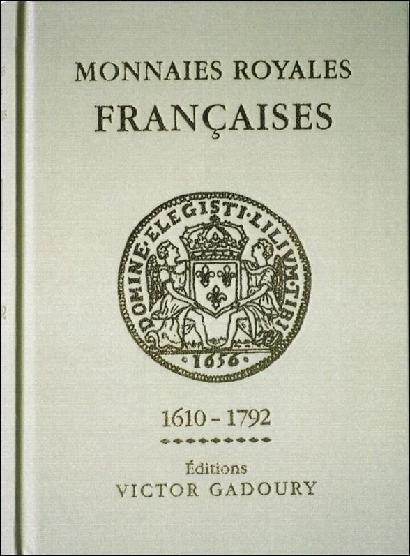 La 5a edizione del volume di Francesco Pastrone sulle monete reali di Francia si è aggiudicata il terzo posto