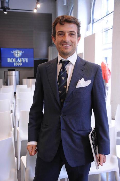 Giulio Filippo Bolaffi, quarta generazione della storica famiglia di imprenditori torinesi
