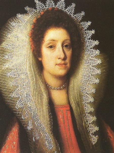 La granduchessa Maria Magdalena d'Asburgo-Tirolo (1589-1631)
