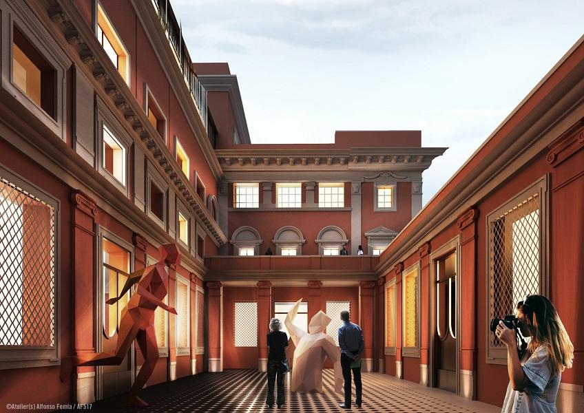La Zecca, un centro polifunzionale tra passato e futuro