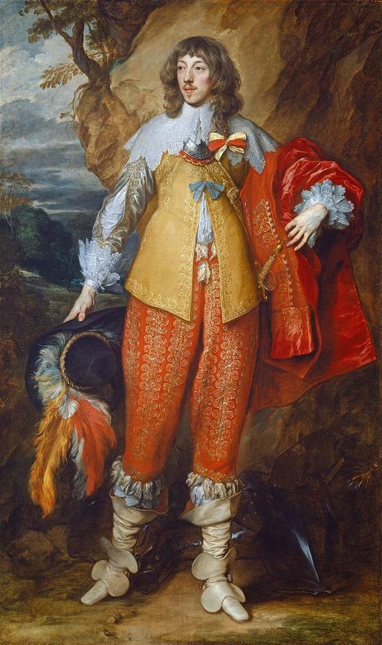 Enrico di Lorena, duca di Guisa, ritratto da Van Dyck