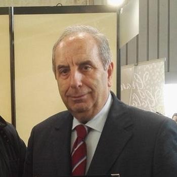 """Il presidente dell'Associazione Filatelico Numismatica """"Scaligera"""" che organizza Veronafil, Michele Citro"""