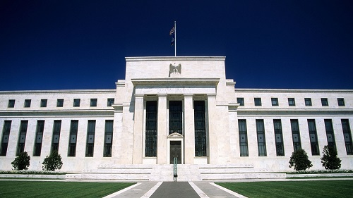 Il Federal Reserve Building di Washington DC