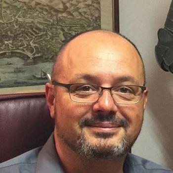 Il presidente dei Numismatici Italiani Professionisti (NIP) Alberto Varesi