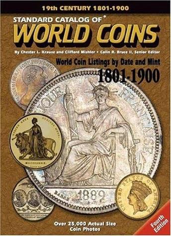 """Il """"World Coins"""", uno dei cataloghi prezziari più noti al mondo"""