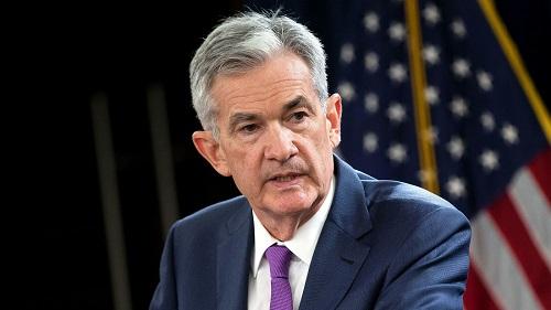 Jerome Powell, presidente della Fed spesso in contrasto con Trump