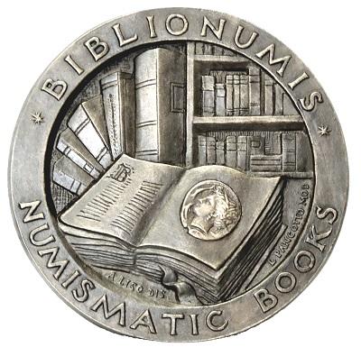 La grande medaglia uniface di Loredana Pancotto per il recente Premio Biblionumis