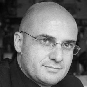 Giovane, ma già affermato l'architetto Mirco Semprini, responsabile del progetto di ristrutturazione da cui nascerà il museo
