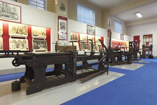 Il Museo della stampa e della stampa d'arte di Lodi ha contribuito in modo determinante all'esposizione