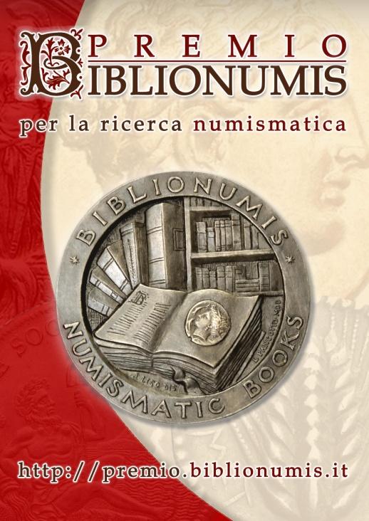 La locandina del Premio Biblionumis