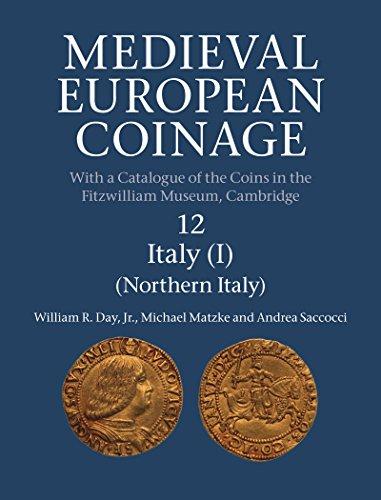 """La copertina del """"MEC 12"""" dedicato alla monetazione medievale dell'Italia settentrionale"""