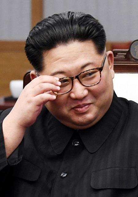 Il leader nord coreano Kim Jong-Un