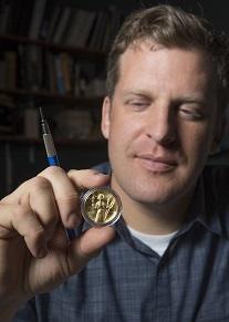 Justin Kunz, autore del dritto dei dollari USA dedicati agli innovatori di ieri e di oggi