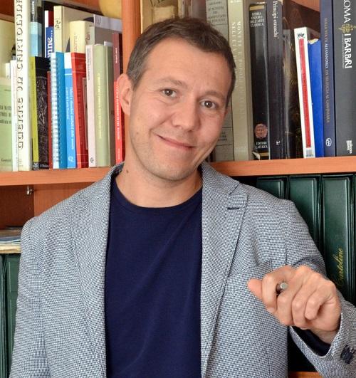 Francesco Billi, relatore della conferenza del 24 a Castrocaro su Cosimo I e le sue monete