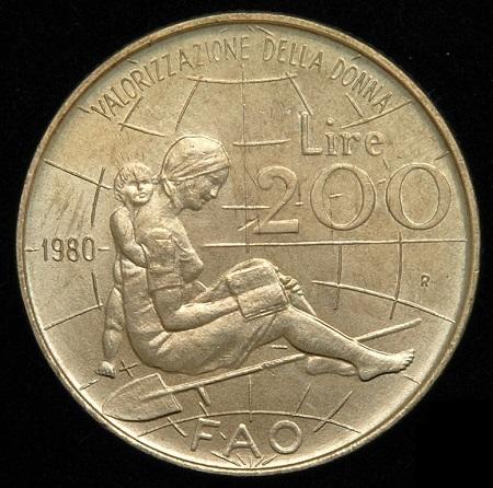 Il rovescio della moneta per la valorizzazione della donna modellato da Sergio Giandomenico