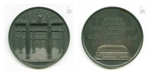 Per il Congresso degli scienziati italiani a Padova del 1843