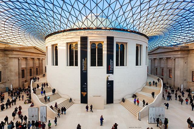 Il British Museum di Londra costituisce il fulcro dell'attività di monitoraggio e studio dei tesori rinvenuti nel sottosuolo britannico