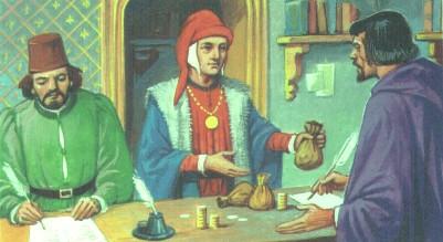 Banchieri, cambiavalute, mercanti e nobili: a Firenze il potere delle classi dominanti era legato a doppio filo con la bontà del fiorino