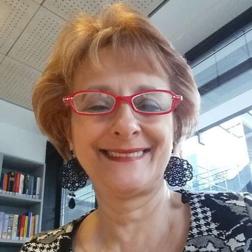 La professoressa Claudia Perassi, coordinatrice dell'evento dedicato a Gian Guido Belloni