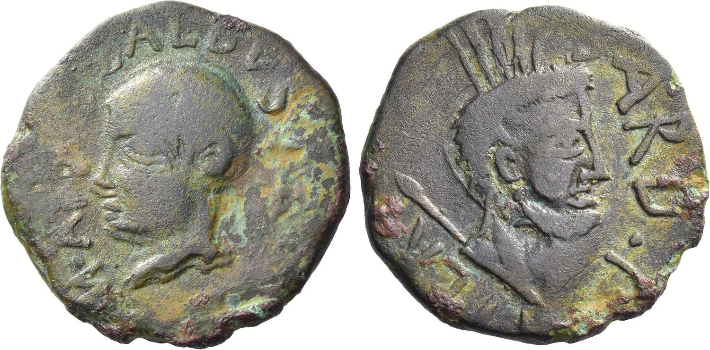 """Il """"Sardus Pater"""", una coniazione dallo stile particolare e dal peso variabile risalente al I secolo a.C."""