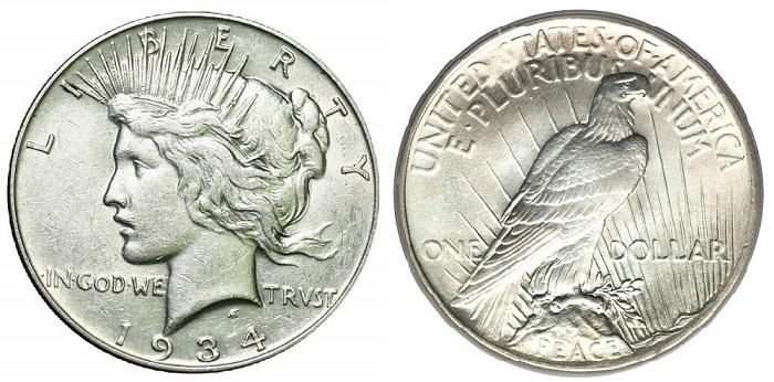 Ai piloti degli aerei spia americani veniva consegnato un dollaro Peace con dentro un ago intriso di veleno, ultima risorsa per non cadere vivi in mano al nemico
