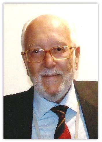 Mario Traina (1930-2010), primo presidente dell'Accademia, giornalista, studioso e divulgatore di numismatica
