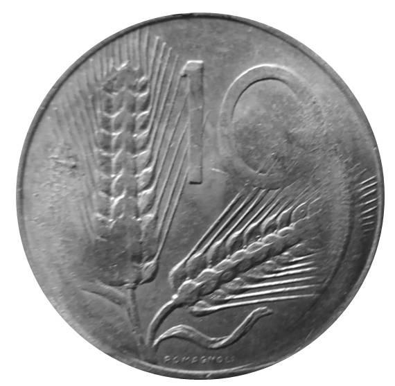 Il rovescio della moneta appare concavo e porta gli appiattimenti tipici di una ribattitura