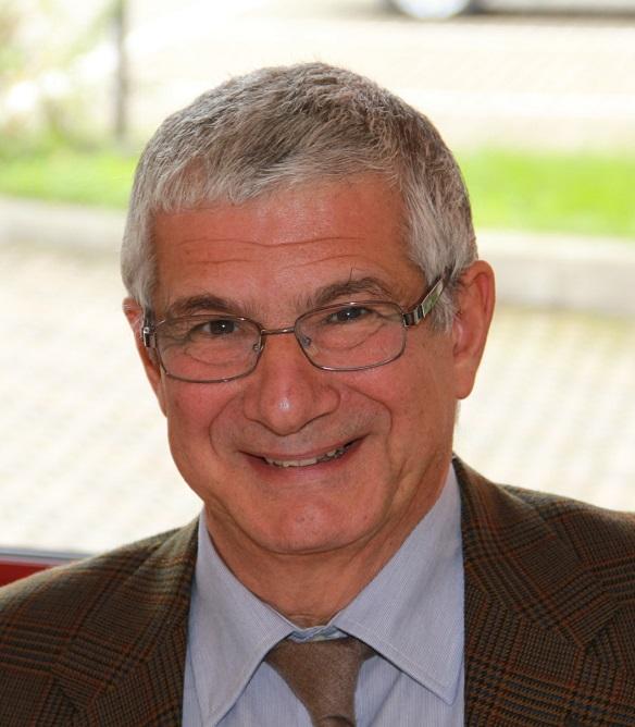 Michele Chimienti, presidente dell'Accademia italiana di studi numismatici e autore di importanti opere sulle monete e la zecca di Bologna