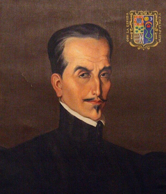 Garcilaso de la Vega, poeta e letterato spagnolo del XVI secolo