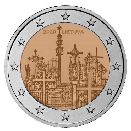 Evocativa, ricca di storia, inconsueta: la Collina delle Croci in Lituania fa parte del patrimonio culturale dell'Unesco e avrà questa 2 euro dedicata entro autunno 2020