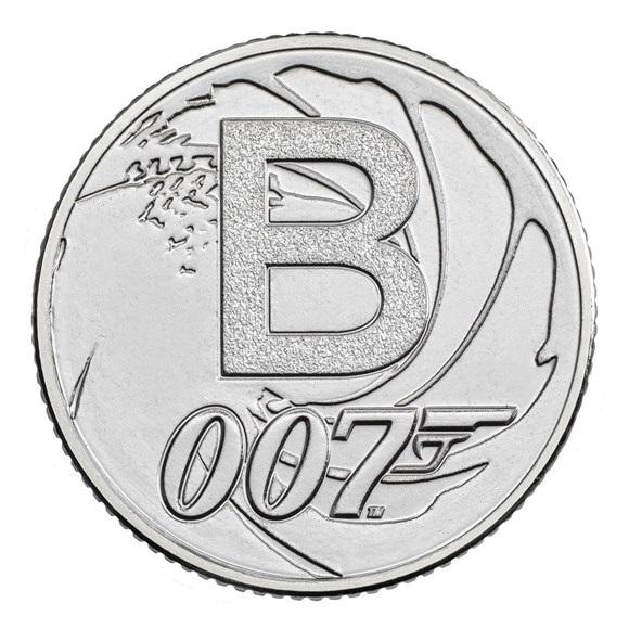 """""""Quintessentailly British"""", ossia una vera e propria icona pop: con questa motivazione il Regno Unito, lo scorso anno, ha dedicato una prima moneta a 007"""
