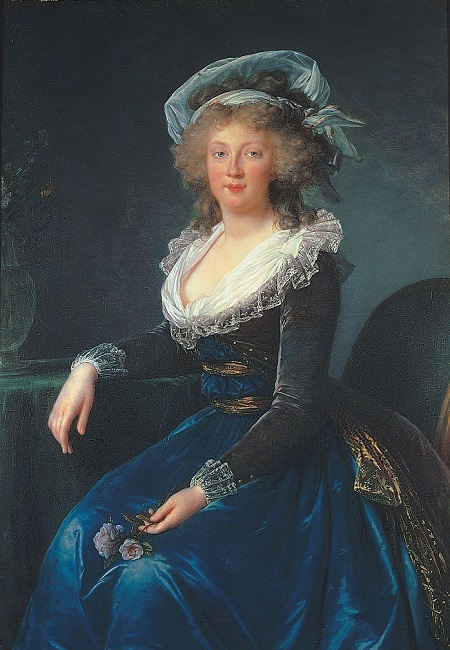 La principessa Maria Tersa di Napoli e Sicilia (1772-1807)