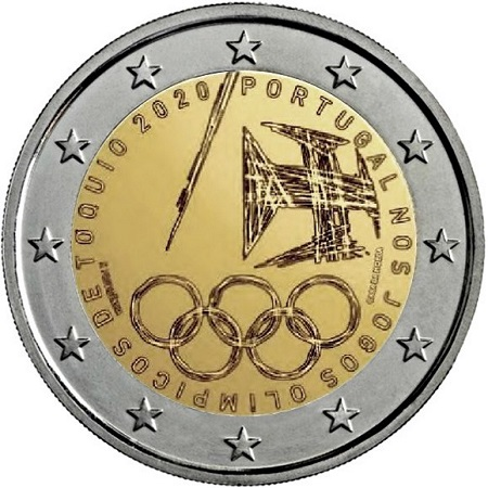I 2 euro olimpici del Portogallo sono stati spostati al 2021, come i Giochi di Tokyo previsti inizialmente quest'estate