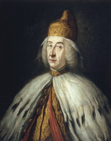Ritratto di Francesco Loredan, doge dal 1752 al 1762