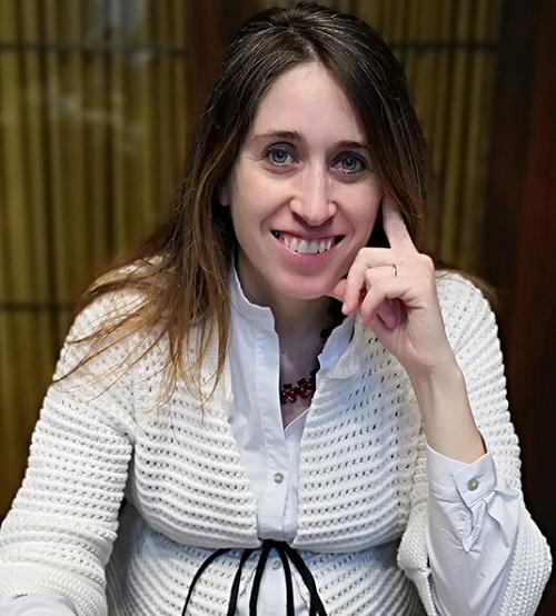 Eleonora Giampiccolo, responsabile del Dipartimento di numismatica e medaglistica della BAV