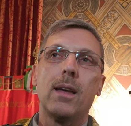 Damiano Cappellari, autore del volume dedicato al conte Magnaguti e alla sua passione numismatica