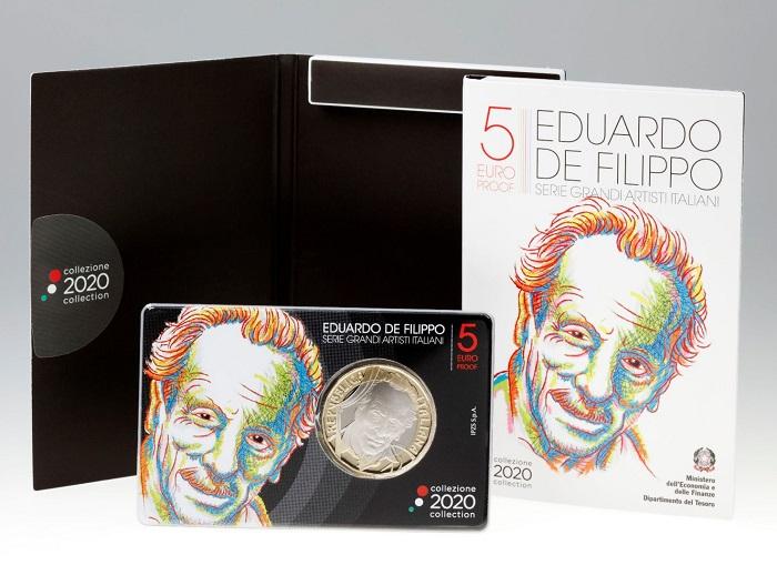 Eduardo teatro vita 5 euro italia 2020