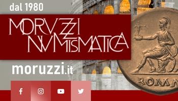Moruzzi Numismatica - A Roma dal 1980