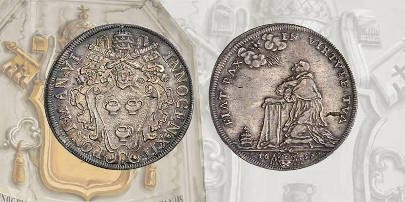 monete guerra dei nove anni