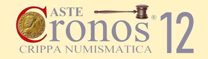 Crippa Numismatica - Asta Cronos 12