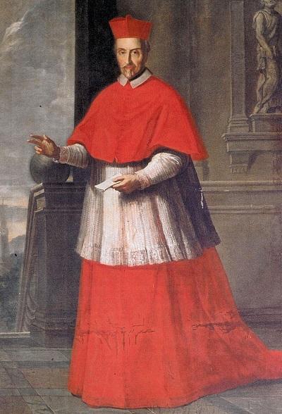 Gregorio Barbarigo in abito cardinalizio