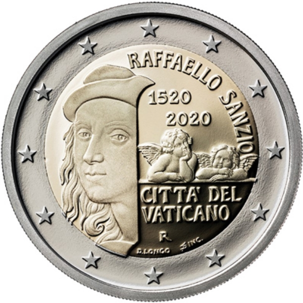 Dal Vaticano una moneta che, per la sua freschezza, può interessare non solo i numismatici ma anche gli appassionati d'arte e nuovi, potenziali collezionisti