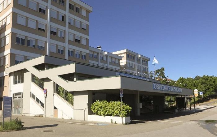 L'Ospedale di Stato della Repubblica di San Marino è stato il polo fondamentale per la gestione della pandemia da Covid-19 sul Titano