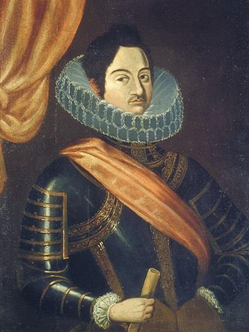 Siro d'Austria, conte di Correggio e in seguito anche principe del Sacro Romano Impero